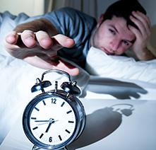 多忙で睡眠時間が短い