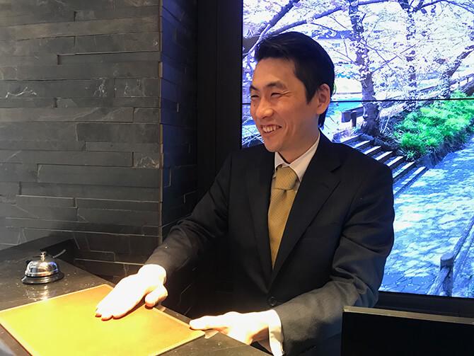 Jホテル東京ジオ猪俣支配人