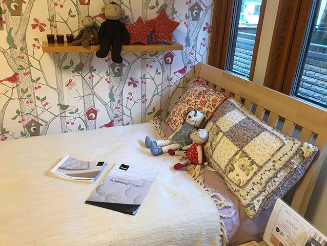 モデルハウス子供部屋